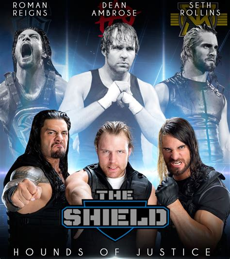 The Shield: Hounds of Justice (Poster) by KevStif on