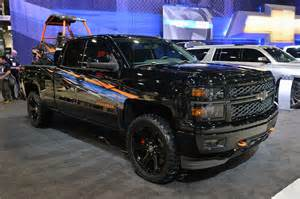 chevrolet trucks and suv customs sema 2014 photo gallery