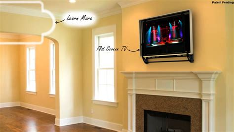 Where To Put Cable Box With Tv Fireplace by Wall Mounted Tv Wiring Solutions Wall Free Engine Image