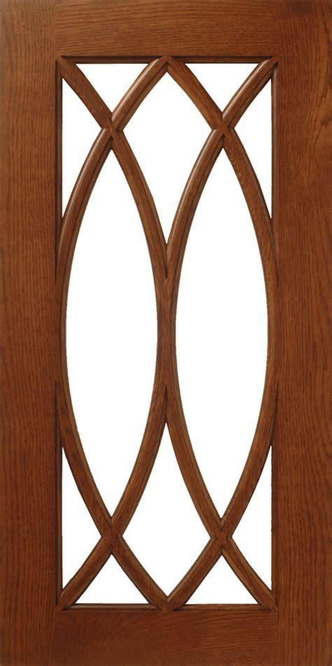 Gothic Style Frame & Mullion (Muntin) Door Design   WalzCraft