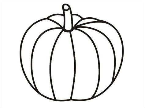 pumpkin coloring page template 9 pumpkin coloring pages jpg ai illustrator download