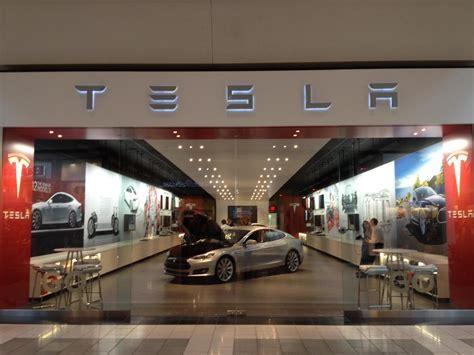 Tesla Retail Stores Tesla Motors Dealer Less Sales Scheme In Trouble In