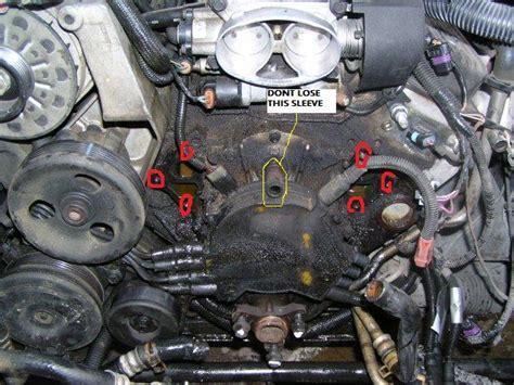 1993 97 remove and replace optispark distributor camaro