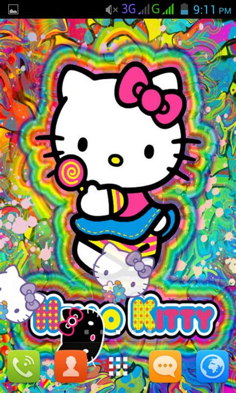 wallpaper hello kitty apk free hello kitty live wallpaper best apk download for