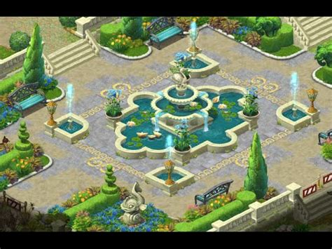 Gardenscapes Area 3 Gardenscapes New Acres Android Ios Gameplay Story