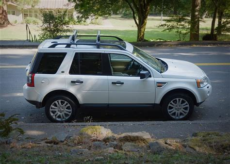 2008 lr2 roof rack land rover lr2 roof rails 12 300 about roof