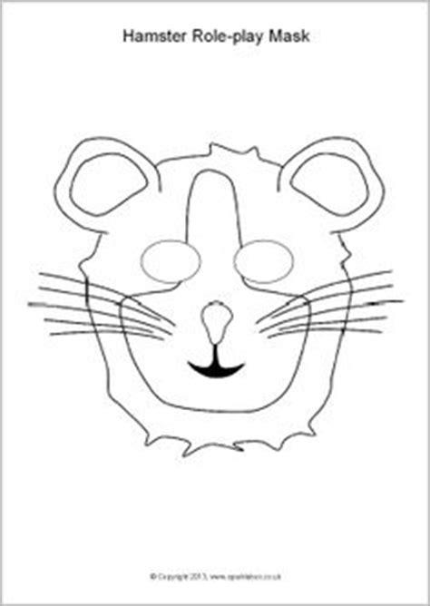 printable hamster mask template 1000 images about masks on pinterest animal masks role