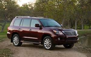 Lx570 Lexus Lexus Lx 570 2011 Widescreen Car Image 04 Of 54