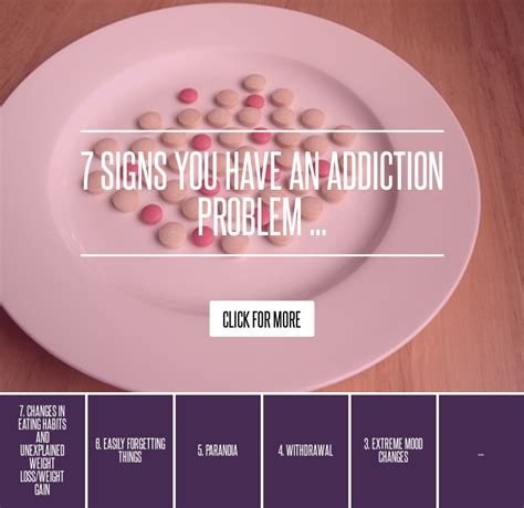 7 Signs You An Addiction Problem by 7 Signs You An Addiction Problem Lifestyle