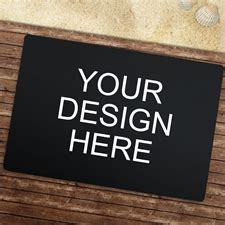 personalized photo gallery doormat  home decor
