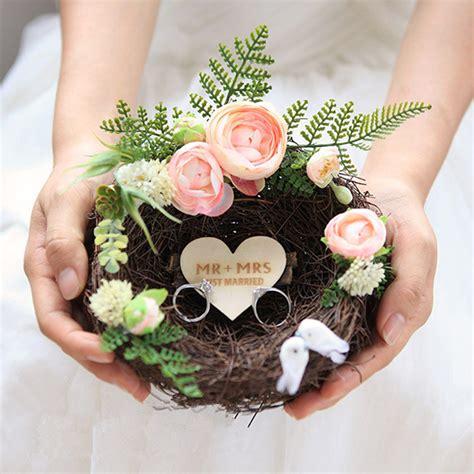 25 beautiful wedding ring holders zen merchandiser