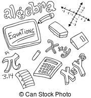 Arts De La Table Design 3760 by Algebra Illustrations And Clipart 6 330 Algebra Royalty