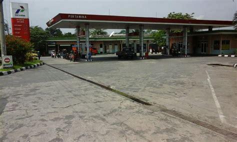Diorama Pom Spbu 3 tanah dijual pom bensin spbu lokasi strategis dan ramai di jalan propinsi magelang yogy