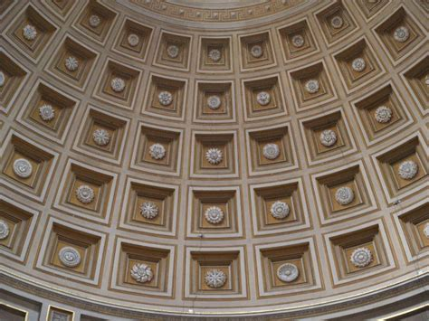 Define Ceil by Vatican City Vatican Museum Coffered Ceiling