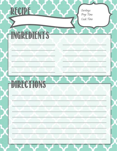 blank recipe card book 318 best recipe scrapbooking printables and blank recipe