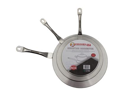 induction cooktop plate concord induction cooktop converter disk stainless steel