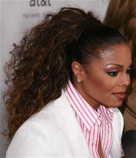 Curly Ponytail Hairstyles by Ponytail Hairstyles