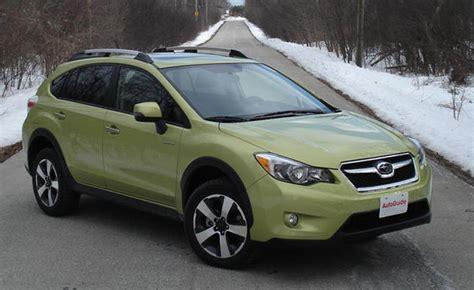 2014 Subaru Crosstrek Review by 2014 Subaru Xv Crosstrek Hybrid Review Car Reviews