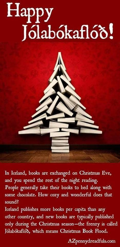 iceland christmas eve book tradition 4 incredibly cool ways to spread the joy of reading this