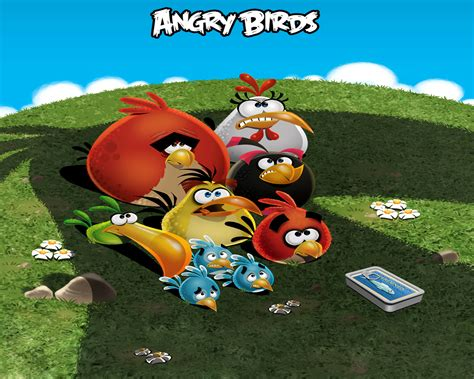 wallpaper with game birds angry birds wallpaper and background 1280x1024 id 203398