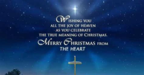 """The True Meaning""   Christmas eCard   Blue Mountain eCards"