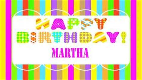 Imagenes Happy Birthday Martha | cumplea 241 os martha