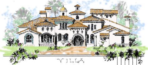 mediterranean villa house plans castle luxury house plans manors chateaux and palaces in european period styles