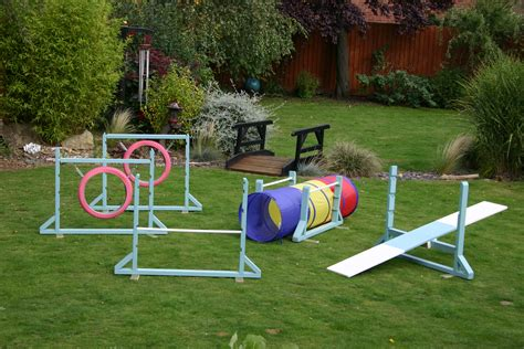 Backyard Agility Course by Agility Equipment Design Project Davidthomo