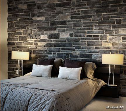 stone accent wall bedroom bedroom black rundle country ledgestone cultured stone