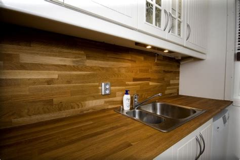 wood backsplash kitchen ms lazybones the morning wishful wednesdays