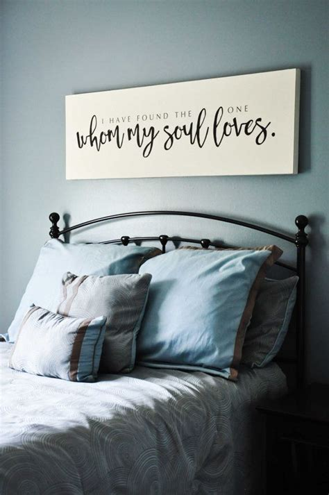 headboard quotes 25 best ideas about bedroom signs on pinterest barn