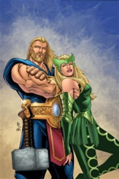 thor film enchantress report thor 2 will feature the enchantress