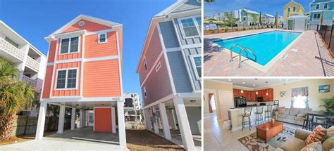 south cottages myrtle vacation home rentals