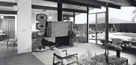 eichler style the home style influence of eichler on san mateo ca