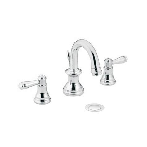 moen benton kitchen faucet moen 84452 benton widespread bathroom faucet chrome ebay