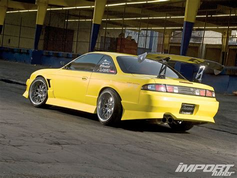 1995 nissan 240sx 1995 nissan 240sx hks cams import tuner magazine