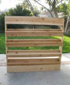 free standing planter boxes woodworking projects plans