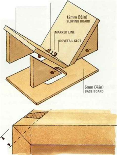 degree in woodworking how to make dovetail machine cut joint woodworking archive