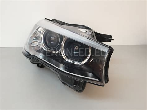 Led Xenon bmw x3 x4 series f25 f26 2014 facelift lci ahl xenon headlights
