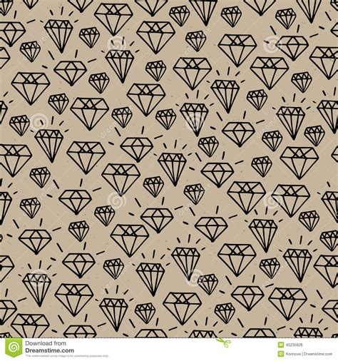 black and white hipster pattern backgrounds hipster diamond pattern stock vector image 45235926
