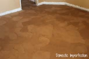 paper bag floors a tutorial domestic imperfection