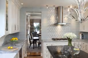 Latest Trends In Kitchen Backsplashes Glamorous Kitchen Traditional Kitchen San Diego By