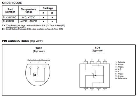 k5k capacitor datasheet transistor tl431 datasheet 28 images tl431 datasheet pdf stmicroelectronics tl431 on