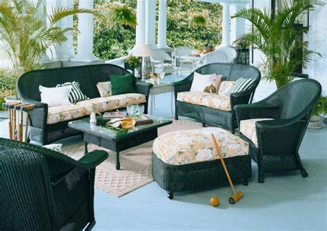 Front Patio Furniture Wicker East Wicker Furniture Replacement Cushions