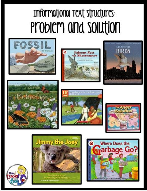 problem solution picture books best 25 problem and solution ideas on reading