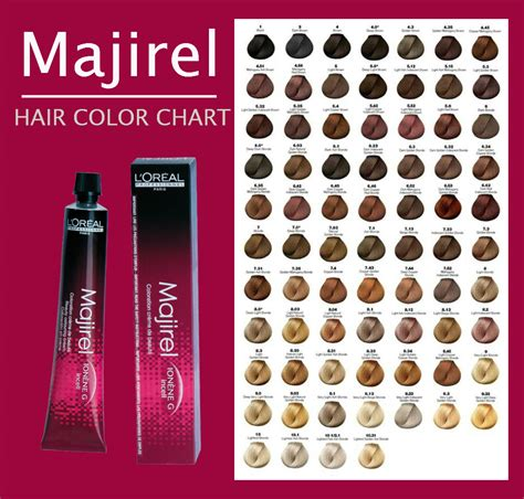 majirel haircolor treatment by l oreal professionnel shades guide l or 233 al professionnel majirel 50ml sovereign hair products