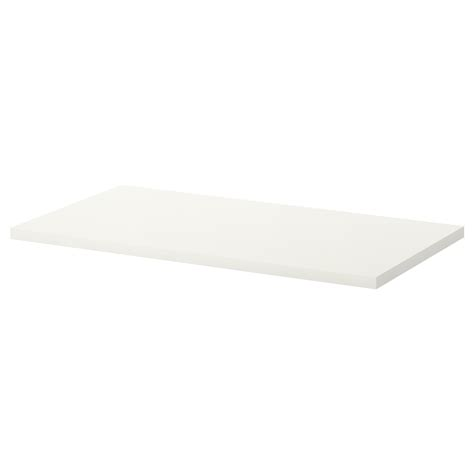 Table Top Ikea Linnmon Table Top White 120x60 Cm Ikea