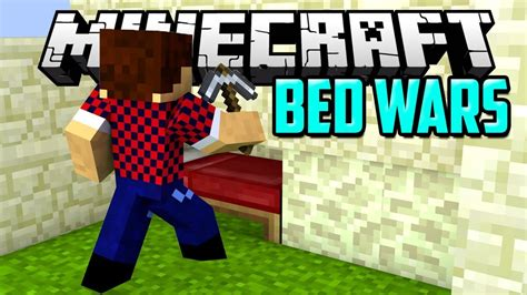bed wars best game ever minecraft bed wars youtube