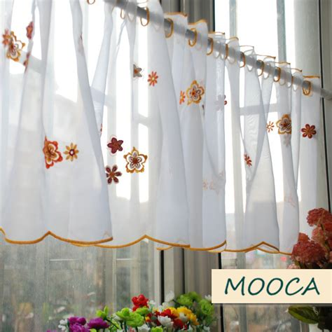 colorful kitchen curtains kitchen cafe curtains promotion shop for promotional