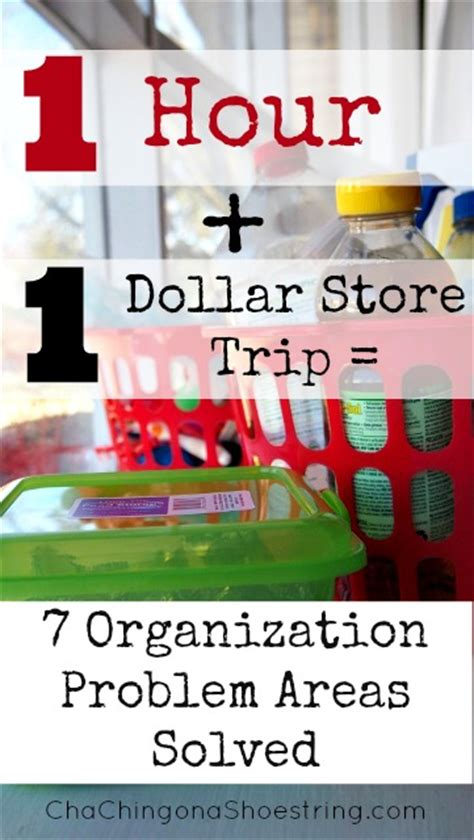 dollar store organization dollar store organization in one hour